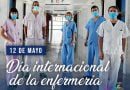 ¡Feliz día a los enfermeros y las enfermeras!