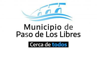 Comunicado del Municipio de Paso de los Libres sobre nuevo caso de COVID-19