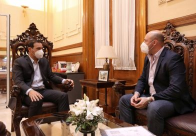Ascúa se reunió con Valdés para tratar temas de interés en Libres