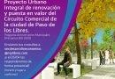 Proyecto Urbano Integral de Renovación y Puesta en valor del Circuito Comercial