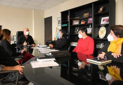 Martín Ascúa gestiona ante Nación programas de apoyo para la Agricultura Familiar de Libres
