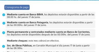 Libres: Este jueves 17 de junio arranca el pago del medio aguinaldo