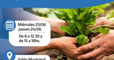 Paso de los Libres: este miércoles abre la inscripción al Registro Nacional de Agricultura Familiar