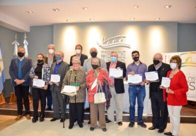 La Municipalidad de Paso de los Libres homenajeó a figuras destacadas de la ciudad