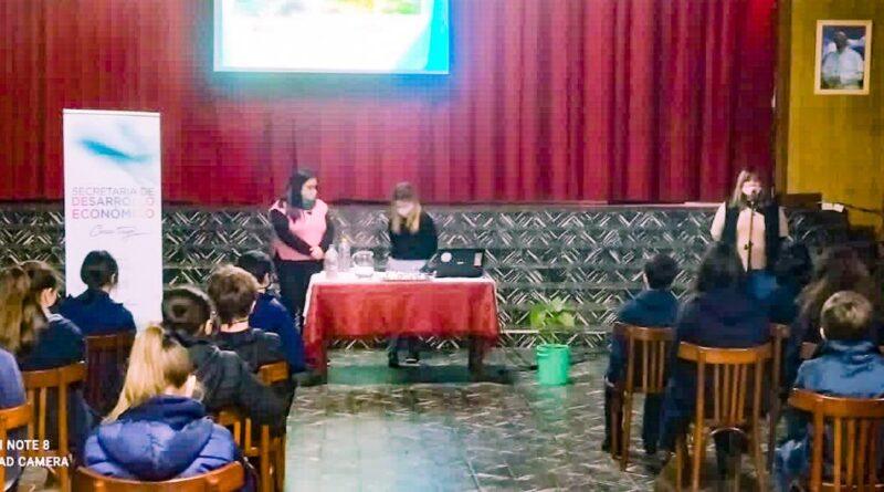 La Comuna libreña inició un ciclo de charlas sobre buenas prácticas ambientales